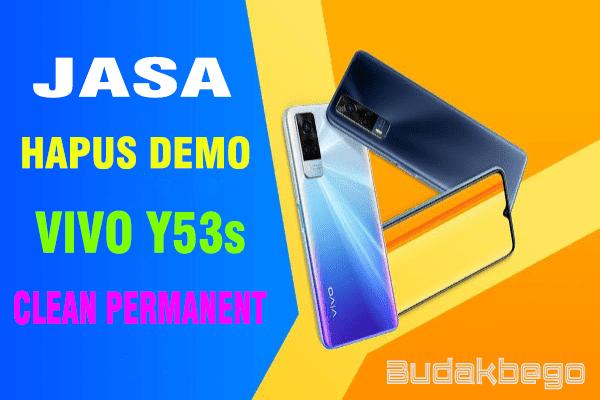 Jasa Hapus Demo VIVO Y53s Clean Permanent