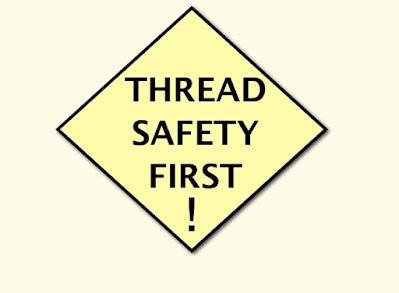 thread safety in Java multithreading