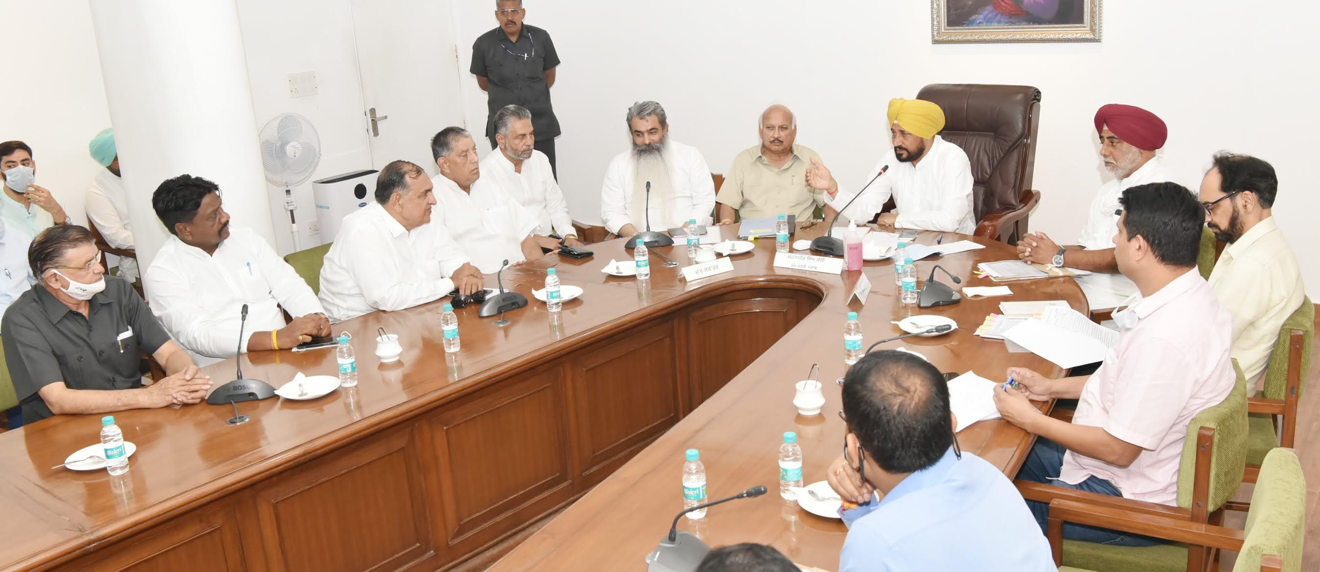 मुख्यमंत्री ने अन्य राज्यों से धान की आमद को रोकने के लिए अंतरराज्यीय बासमती मूवमैंट पोर्टल किया जारी