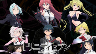 Trinity Seven BD Batch Subtitle Indonesia