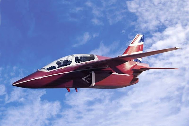 Aeralis deal Red Arrows aircraft