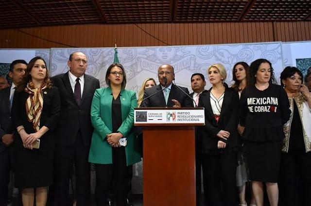 Negligencia y corrupción, posibles causas de la tragedia en la Línea 12 del Metro: diputadas y diputados del PRI