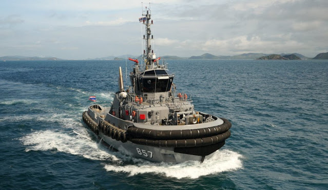 Harbor and Ocean-Going Tugboats Acquisition Project of the Philippine Navy