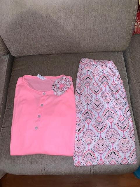 Pijama Fresca para Dama ref # 005 | centro comercial sorpresas