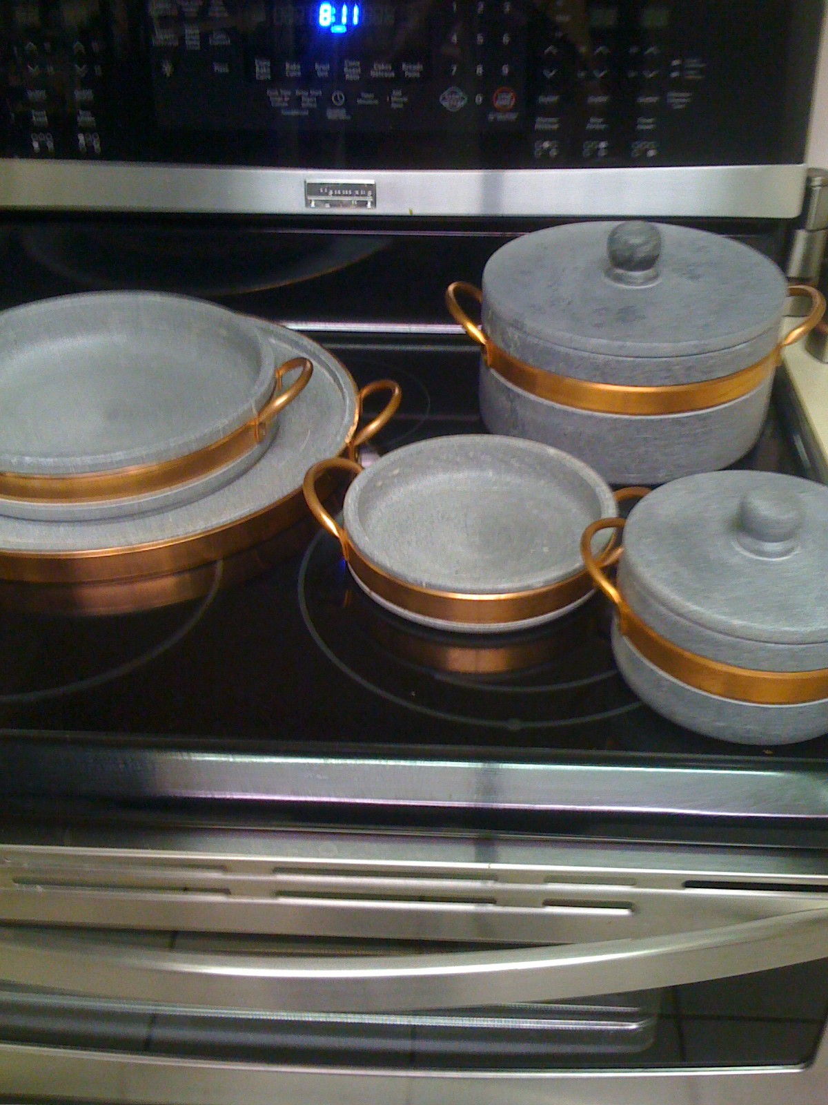 Eco Nomical Living Soapstone Cookware