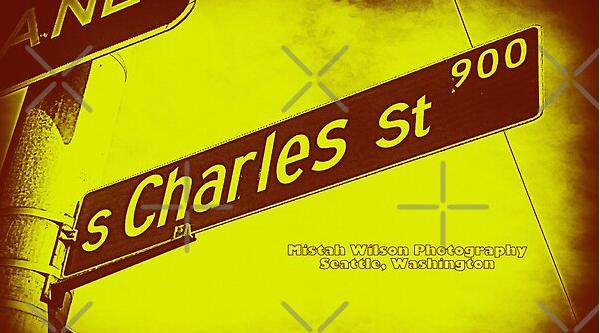 Charles Street, Seattle, Washington by Mistah Wilson
