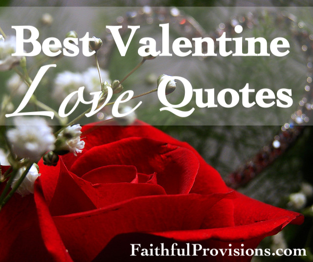 Be My Valentine Picture Quotes: Best Valentine Love Quotes