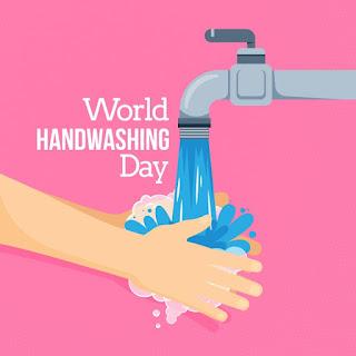 Cucilah selalu tangan teman-teman dengan sabun setelah bangun tidur pada pagi hari, setelah buang air besar, setelah bermain dan sebelum makan. Dengan mencuci tangan akan mencegah kuman berkembang biak dan bersih setiap saat.