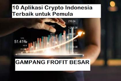 10 Aplikasi Crypto Indonesia Terbaik untuk Pemula | Berizin