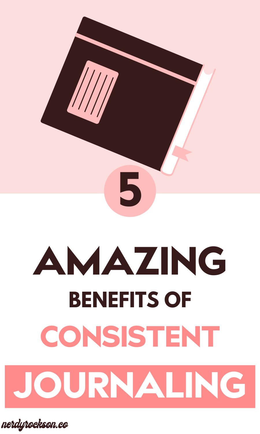 Top 5 Amazing Benefits of Journaling
