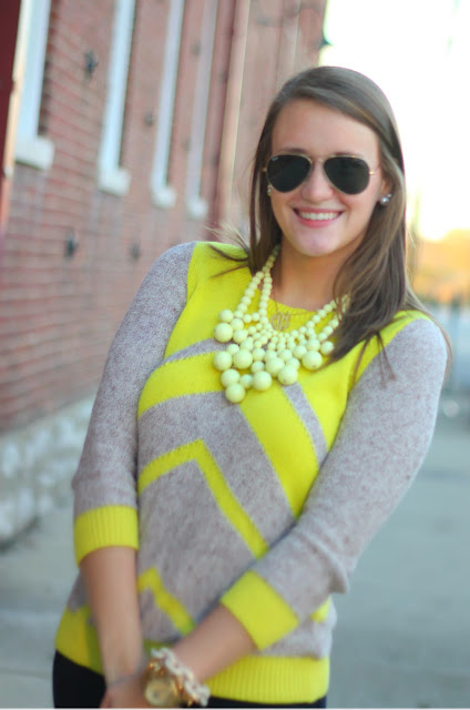 baublebar bauble, satement necklace, fashion blogger, ray ban aviators