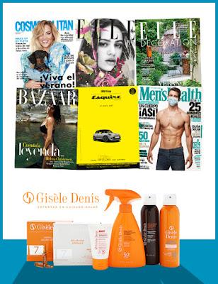 Suscripción Revista Cosmopolitan agosto 2020 noticias belleza y moda mujer