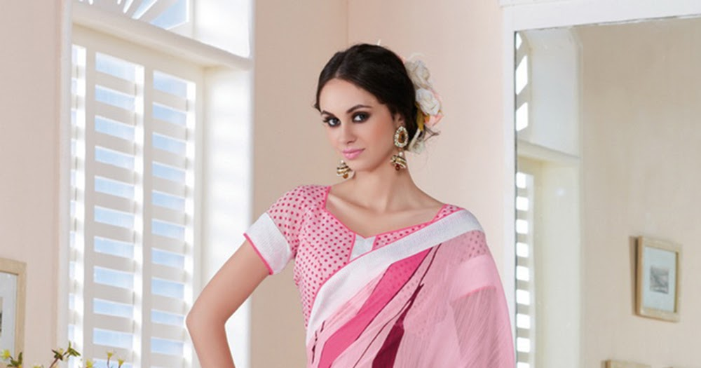 Formal Saree - Never Outdated from Fashion