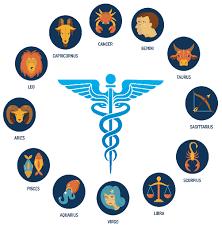 Medikal sağlık astroloji