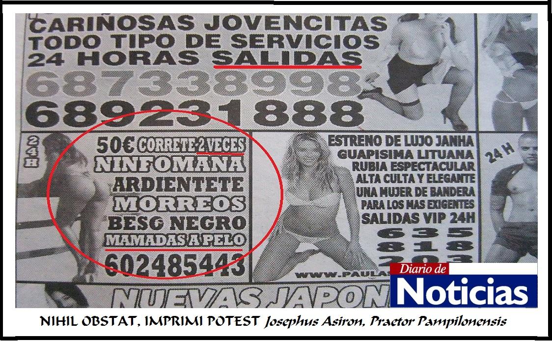 tipo de estereotipos numero de telefono prostitutas