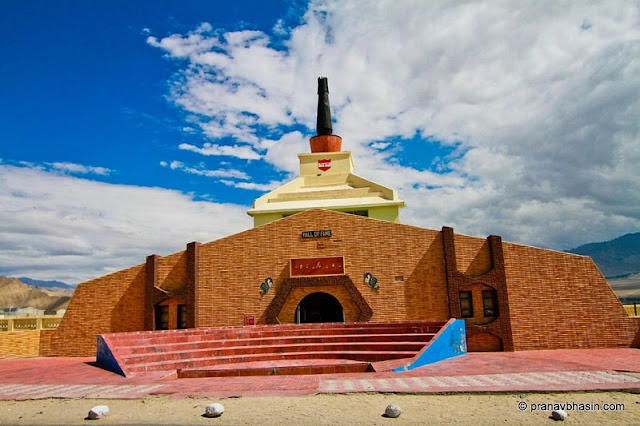Hall Of Fame, Best Places to visit in Ladakh