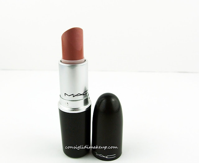 Review: Rossetto Amplified Blankety - Mac Cosmetics