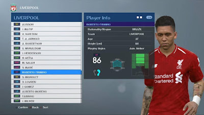PES 2017 Face & Tattoo Repack Updated 2019 for T99 Patch