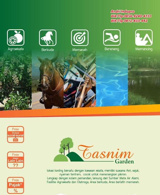 Tanah-Dijual-Murah-di-Bogor-Tanah-Kavling-Tasnim-Garden-Ciampea-Bogor-bisa-kredit-syariah