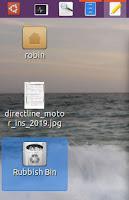 Desktop Icons extension