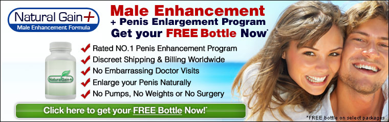 Natural Gain Plus Reviews Safe Effective Male Enhancement
