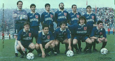 University of Chile football team.
