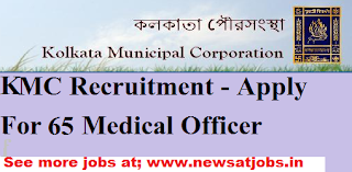 kmc-65-Medical-Officer-Vacancies