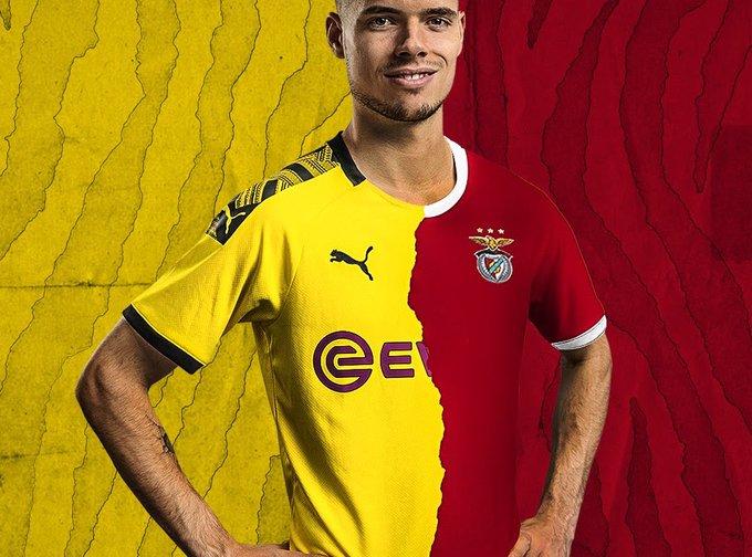 OFFICIAL: Benfica Sign Borrusia Dortmund Star Julian Weigl For £17m