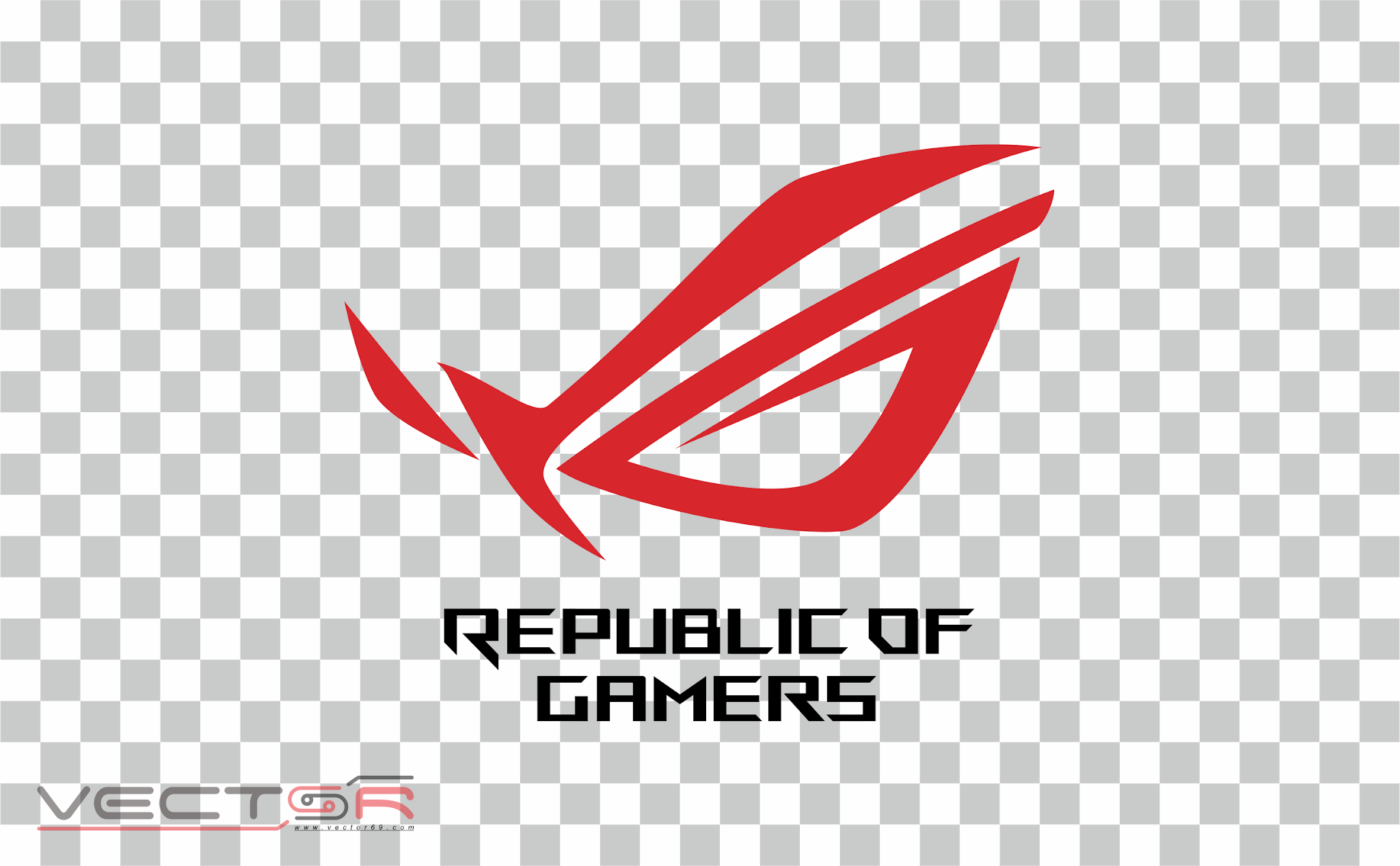 Asus ROG Logo - Download Vector File PNG (Portable Network Graphics)