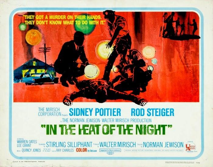 ผลการค้นหารูปภาพสำหรับ in the heat of the night oscar FILM POSTER