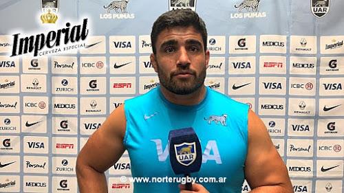 Nahuel Tetaz Chaparro #LosPumas #EntrevistaImperial