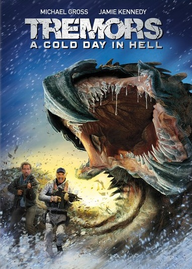 Tremors: A Cold Day in Hell [2018] [DVDR] [NTSC] [Latino]