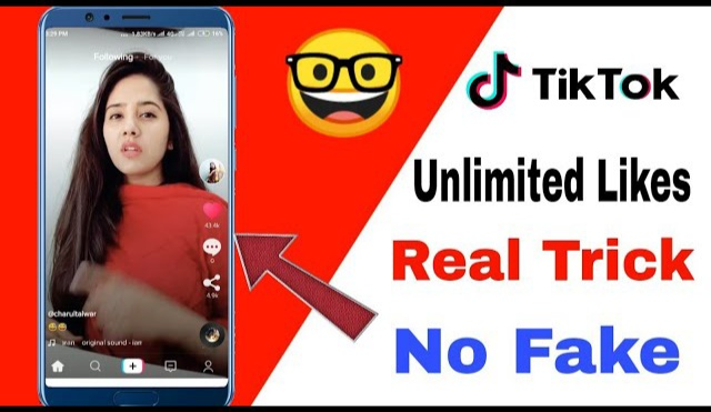 How To Increase Tiktok Likes Free | Tiktok par like kaise badhate