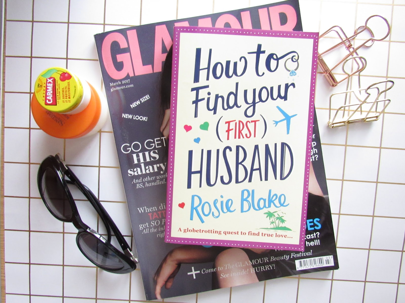 Blooming Fiction, lifestyle blog, How To Find Your First Husband book review