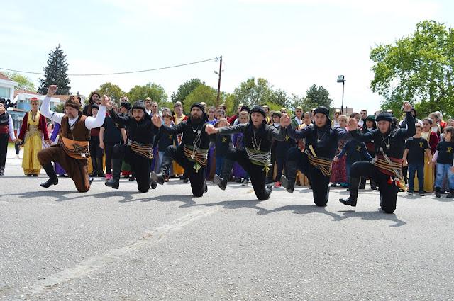 """Η εκπομπή της ΕΡΤ3 """"Κυριακή στο χωριό"""" με αφιέρωμα στον Ποντιακό Ελληνισμό"""