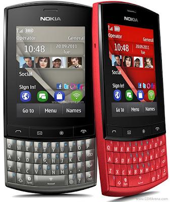 nokia-asha-303 [Ciência maluca] Nokia coloca processador de 1Ghz em um celular s40