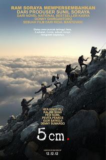 Download Film 5 CM (2012) WEB-DL