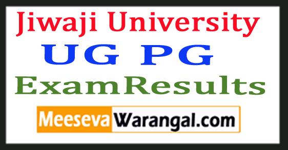 Jiwaji University UG PG Exam  Result