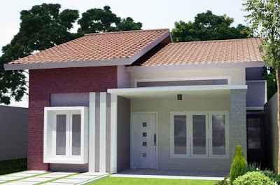 desain rumah sederhana minimalis terbaru