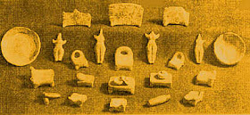 vita preistorica, ricerca sulle abitudini e stili di vita