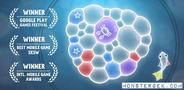 تحميل لعبة الألغاز Tiny Bubbles مهكرة