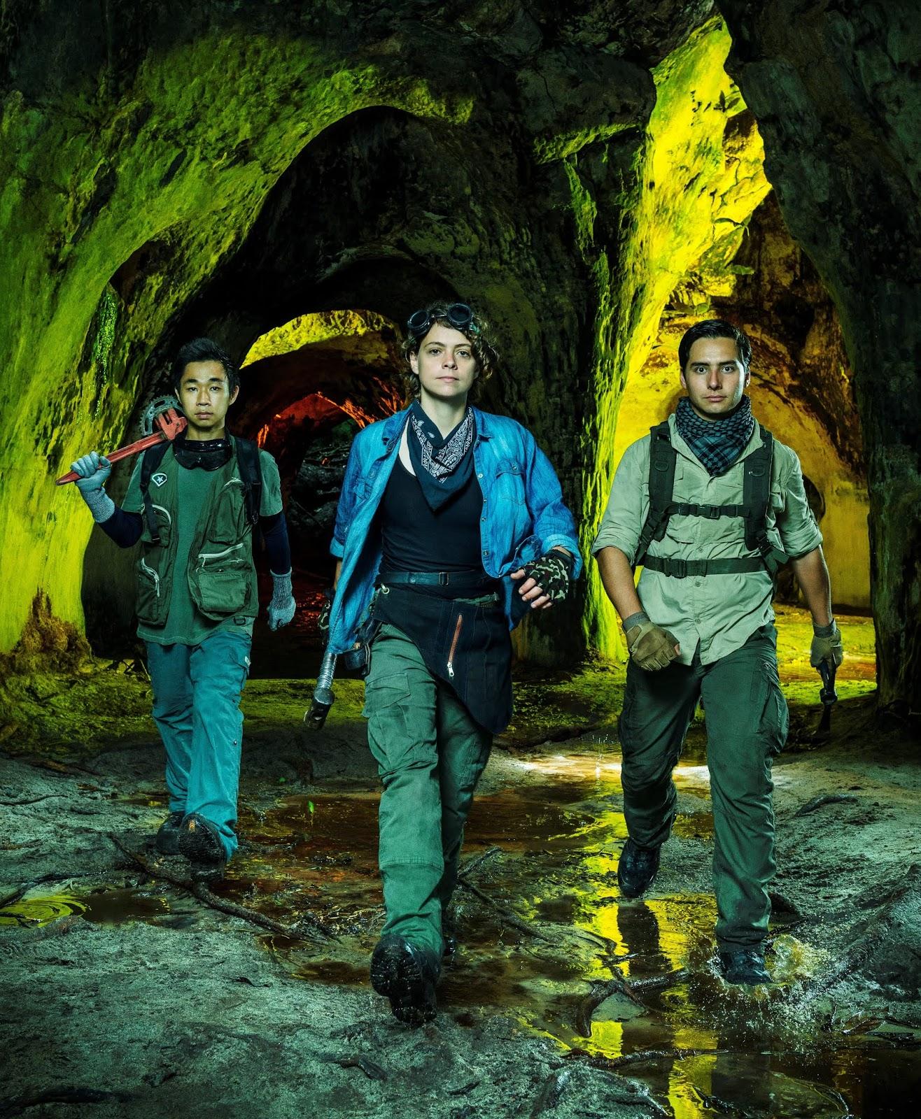 """National Geographic presenta su nueva producción original """"Reto Imposible"""", un show de supervivencia para jóvenes científicos"""