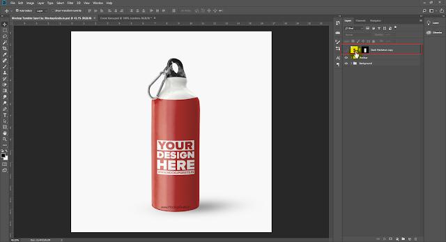 Cara Mengganti Desain Mockup