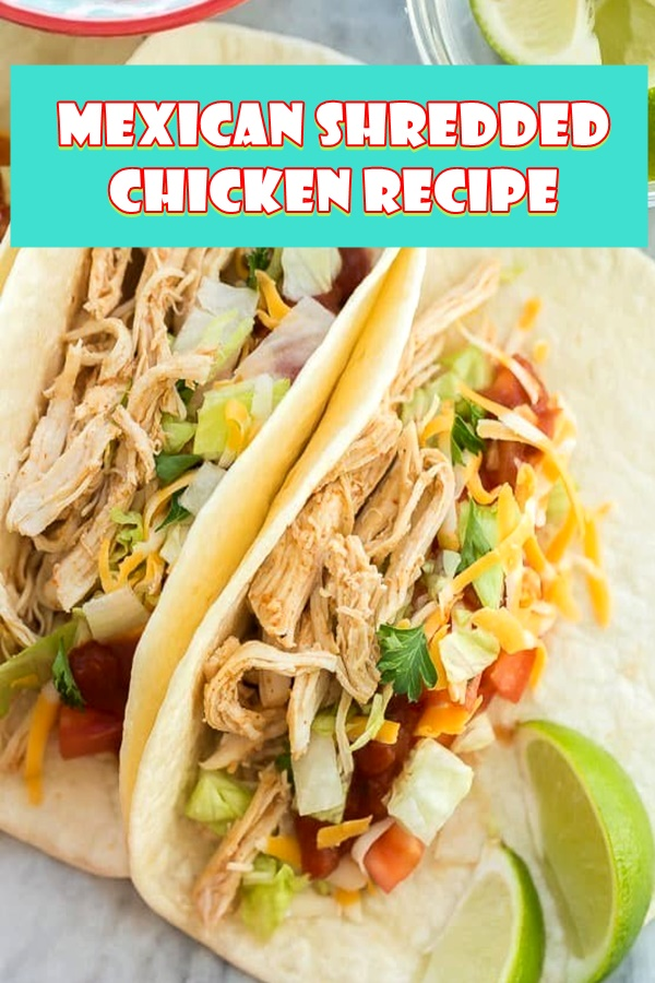 #MEXICAN #SHREDDED #CHICKEN