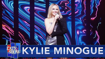 :: UPDATED FROM 11/10/20:: (New Info Attached!) - Continue Onboard, As The Kylie Minogue Promo Train Keeps A Chuggin' Full Steam Ahead.  Catch Kylie's Latest Appearances In Just The Last 24 hours!