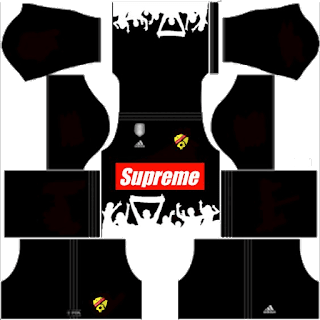 Kit DLS Supreme 4 Hitam