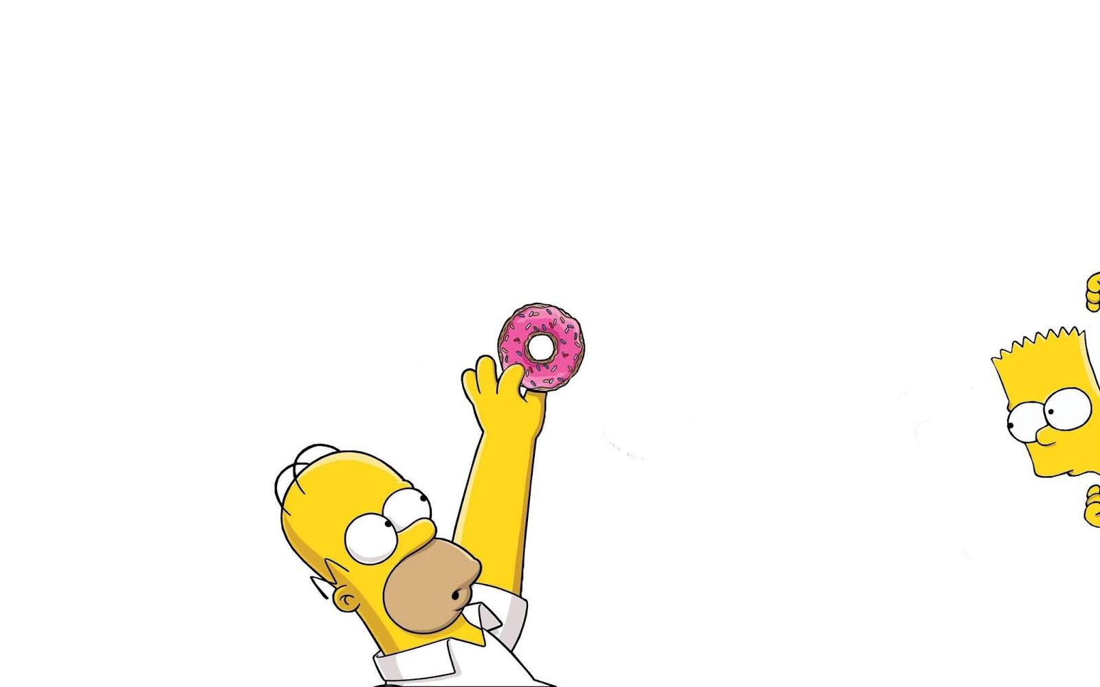 Papel de parede Os Simpsons 2560x1600