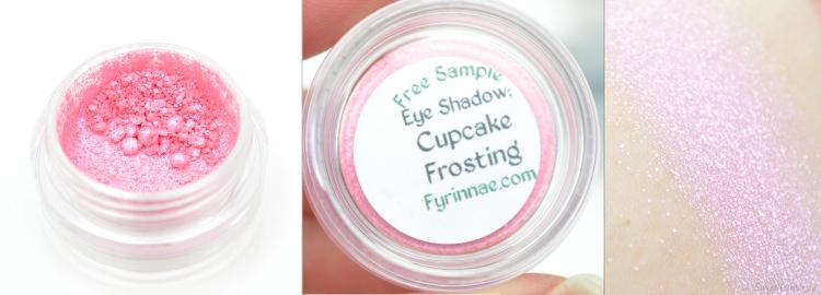 Fyrinnae Pigmente | Cupcake Frosting