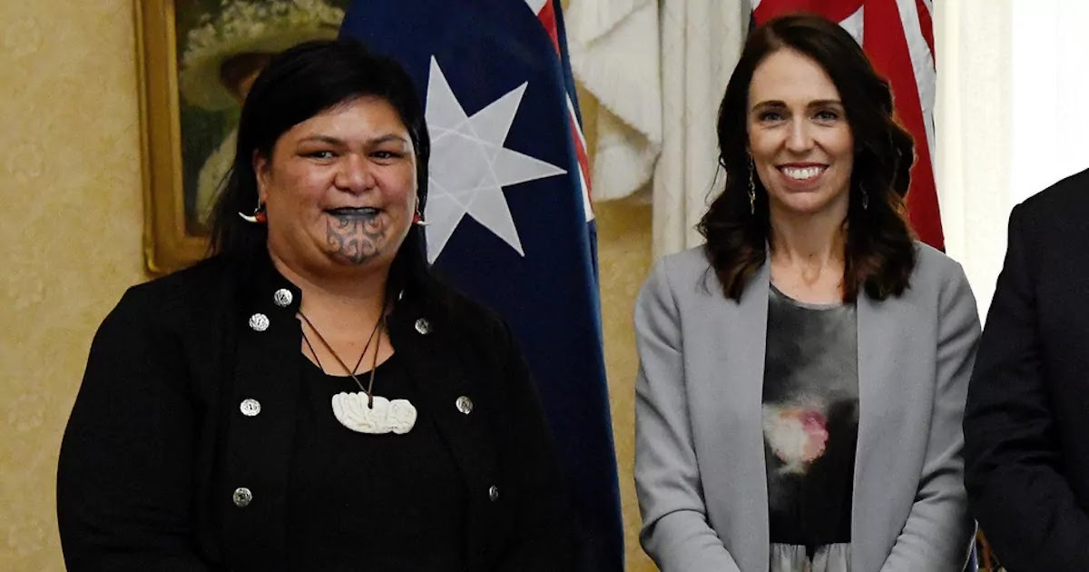 Maori Woman With Facial Tattoo Becomes New Zealand's First Female Foreign Minister