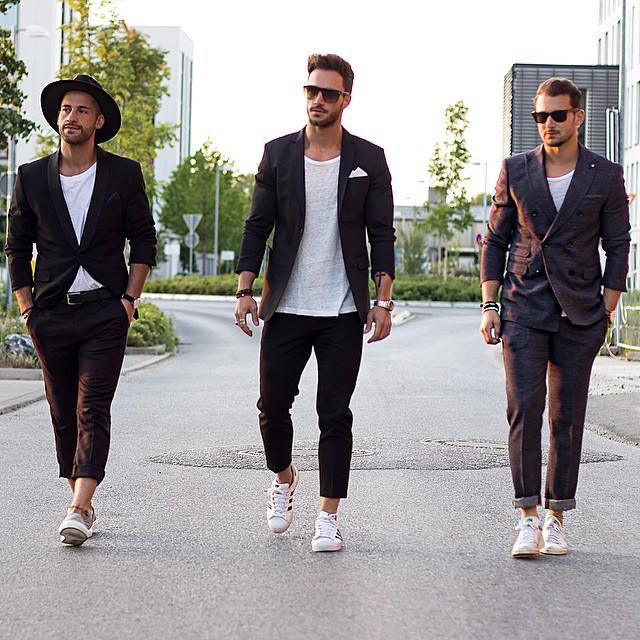blogueur mode homme